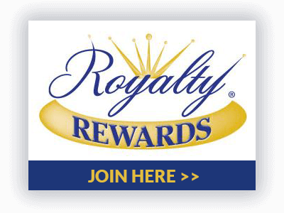 Logo Royalty Rewards Program